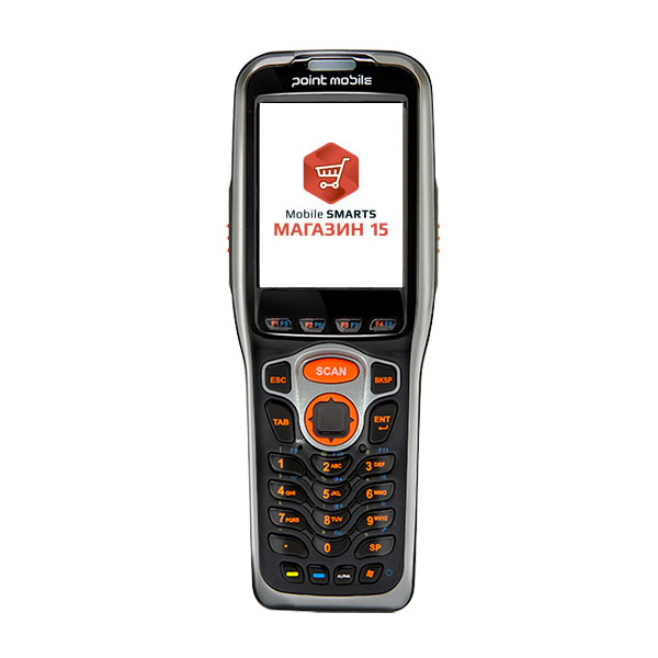 Комплект «Магазин 15» Point Mobile PM260