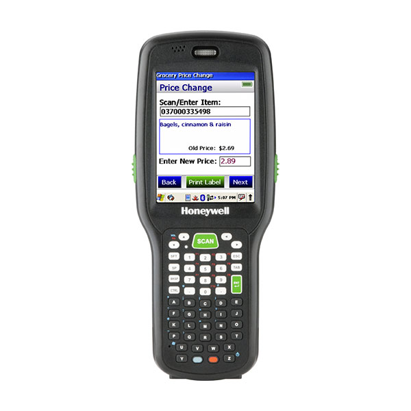 ТСД Honeywell Dolphin 6500