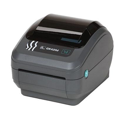 Принтер этикеток Zebra GX420t (Ethernet) (GX42-102420-000)