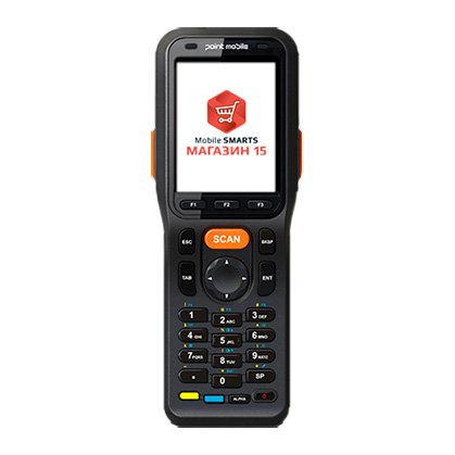 Комплект «Магазин 15» Point Mobile PM200